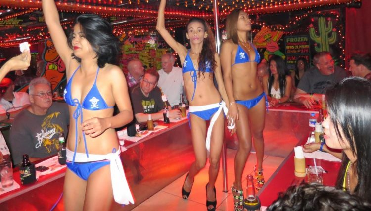 Bars in Angeles City